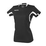 Macron Womens Alkaline Shirt - Black/White
