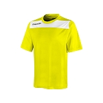 Macron Andromeda Shirt - Yellow Neon/White