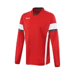 Macron Ambition Top - Red/White