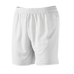 Macron Team Short - White
