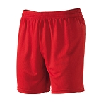 Macron Team Short - Red