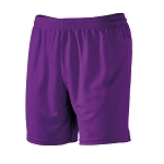 Macron Team Short - Purple