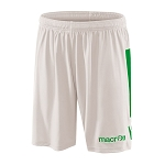 Macron Elbe Short - White/Green