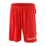Macron Elbe Short - Red/White