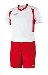 Macron Cybele Set - White/Red