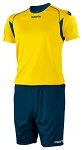 Macron Vesta Set - Yellow/Navy