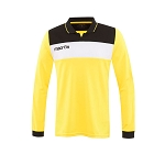 Macron Naos GK Jersey - Yellow/Black/White