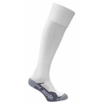 Macron Rayon Sock - White (Pack of 5)