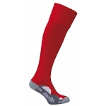 Macron Rayon Sock - Red (Pack of 5)