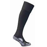 Macron Rayon Sock - Black (Pack of 5)