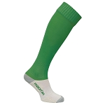 Macron Round Sock - Green (Pack of 5)