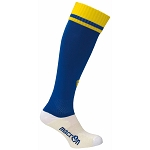 Macron Dual Sock - Blue/Yellow (Pack of 5)