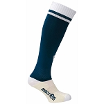 Macron Dual Sock - Navy/White (Pack of 5)