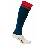 Macron Dual Sock - Navy/Red (Pack of 5)