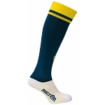 Macron Dual Sock - Navy/Gold (Pack of 5)