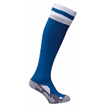 Macron Azlon Sock - Blue/White (Pack of 5)