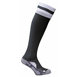 Macron Azlon Sock - Black/White (Pack of 5)