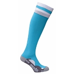 Macron Azlon Sock - Columbia/White (Pack of 5)