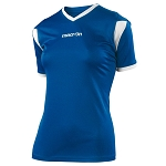 Macron Womens Euphoria Shirt - Blue/White