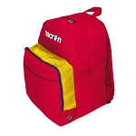Macron Transit Backpack Red/Ylw