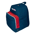 Macron Transit Backpack Nvy/Red