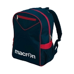 Macron Slot Backpack Nvy/Red