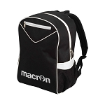 Macron Slot Backpack Blk/Wht