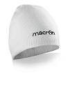 Macron Barber Hat - White (Pack of 5)