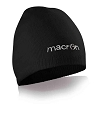 Macron Barber Hat - Black (Pack of 5)