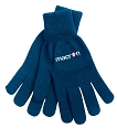 Macron Iceberg Gloves - Blue (Pack of 6)