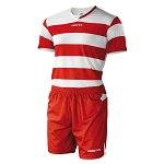 Macron Scot Set Red/Wht