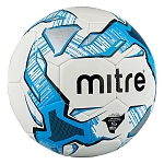 Mitre Impel Training Football - White/Blue/Black