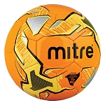 Mitre Impel Training Football - Orange/Yellow/Black