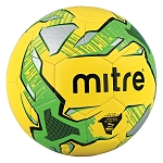 Mitre Impel Training Football - Yellow/Green/Black