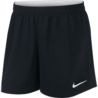Nike Women's Academy 18 Knit Short - Black/Black/(White)
