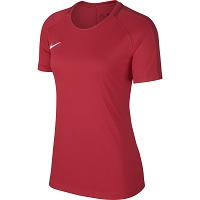 Nike Women's Academy 18 Training Top - University Red/Gym Red/(White)