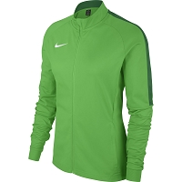 Nike Women's Academy 18 Knit Track Jacket - Green Spark/Pine Green/(White)