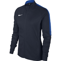 Nike Women's Academy 18 Knit Track Jacket - Obsidian/Royal Blue/(White)