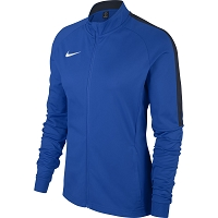 Nike Women's Academy 18 Knit Track Jacket - Royal Blue/Obsidian/(White)
