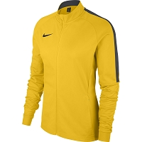 Nike Women's Academy 18 Knit Track Jacket - Tour Yellow/Anthracite/(Black)