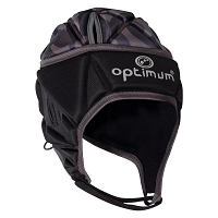 Optimum Razor Headguard - Black/Silver