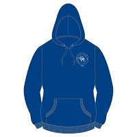 Garscube Harriers Men's Hoody -  Royal