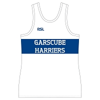 Garscube Harriers Men's Sublimated Athletics Vest