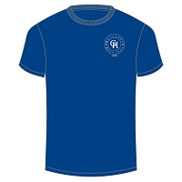 Garscube Harriers Men's Sporty Performance T-Shirt - Royal
