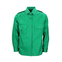 HRA Hampton Court Blouse - Green