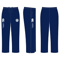 Stranraer & Rhins Young Farmers Club Ladies Open Hem Stadium Pant - Navy