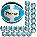 Precision Training Santos Training Ball - Blue (Pack of 24)