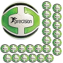 Precision Training Santos Training Ball - Green (Pack of 24)