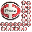 Precision Training Santos Training Ball - Red (Pack of 24)
