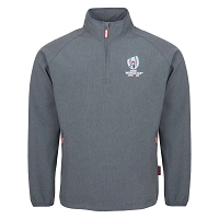 RWC 2019 Qtr Zip Mid Layer Top